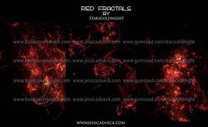 RED FRACTALS by starscoldnight