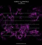 PURPLE 3 FRACTALS by starscoldnight