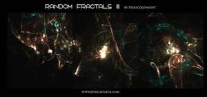 Random fractals III by Starscoldnight by StarsColdNight
