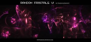 Random fractals VI by Starscoldnight by StarsColdNight