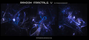 Random fractals V by Starscoldnight