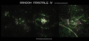 Random fractals IX by Starscoldnight by StarsColdNight