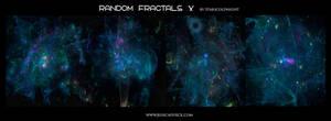 Random fractals X by Starscoldnight by StarsColdNight