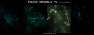 Random fractals IXX by Starscoldnight by StarsColdNight