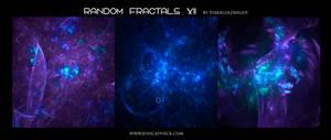 Random fractals XII by Starscoldnight