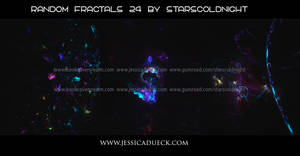 Random fractals 24 by Starscoldnight