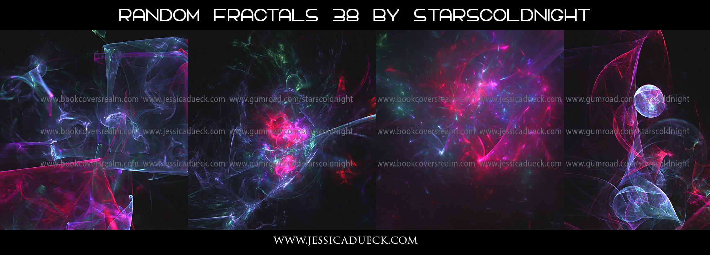 Random fractals 38 by starscoldnight