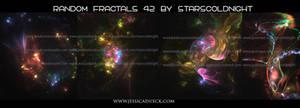 Random Fractals 42 By Starscoldnight