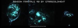 Random Fractals 40 By Starscoldnight