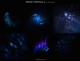 Random fractals 47 by Starscoldnight by StarsColdNight