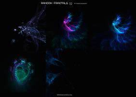 Random fractals 52 by Starscoldnight by StarsColdNight