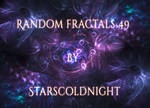 Random fractals 49 reptile texturby Starscoldnight