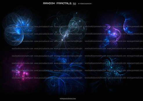 Random fractals 50 by Starscoldnight