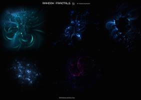 Random fractals 51 by Starscoldnight by StarsColdNight