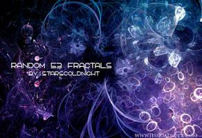 Random fractals 53 by starscoldnight by StarsColdNight