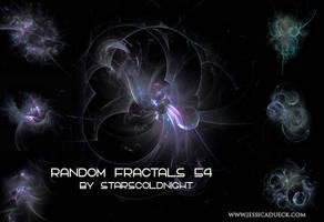 Random fractals 54 stocks by starscoldnight by StarsColdNight