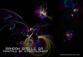 Random spells fractals 54 by starscoldnight by StarsColdNight