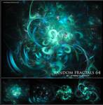 Random Fractals 64 By Starscoldnight