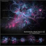 Random Fractals 63 By Starscoldnight