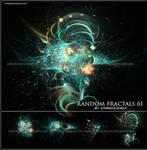 Random Fractals 61 By Starscoldnight