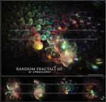 Random Fractals 60 By Starscoldnight