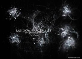 Random Fractals 58 spiderwebs By Starscoldnight by StarsColdNight
