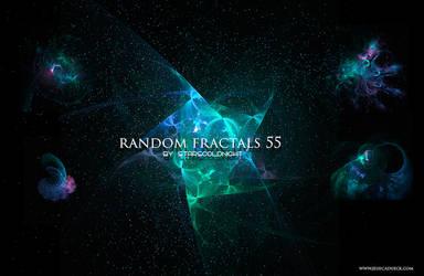 Random Fractals 55 By Starscoldnight by StarsColdNight