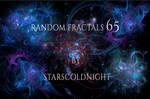 Random fractals 65 PNG by starscoldnight