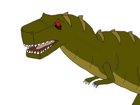 The Sharptooth Invasion: Giganotosaurus