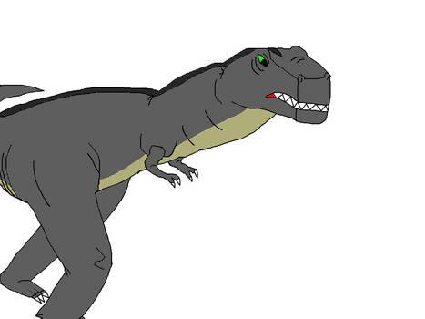 The Sharptooth Invasion: Albertosaurus