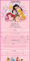 Disney Princess CSS