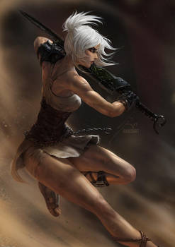 Riven - Animated Version