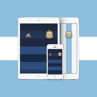 Argentina Kits (Away/Home)