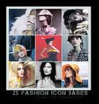 Fashion icon bases
