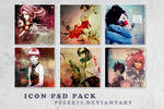 Icon PSD pack-1