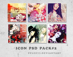 Icon PSD pack-2 by pflee77