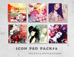 Icon PSD pack-2