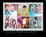 icon PSD pack-3