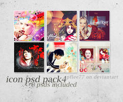 icon psd pack 4