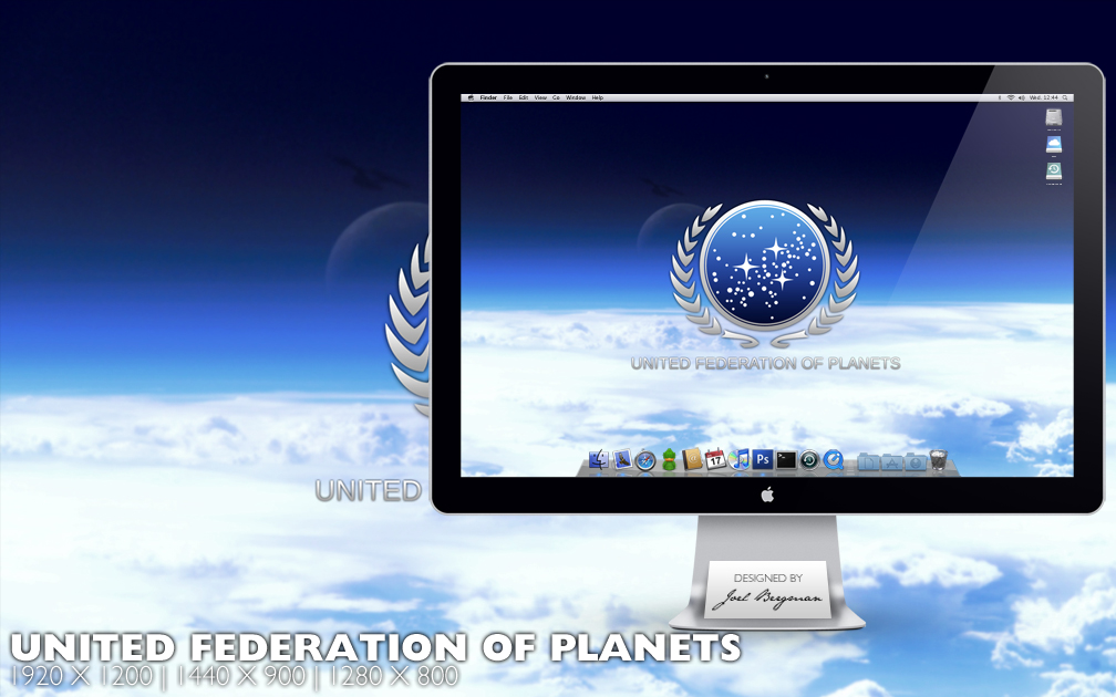 United Federation of Planets by RurouniVash ...