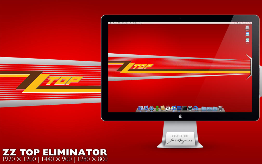 ZZ Top Eliminator by RurouniVash on deviantART