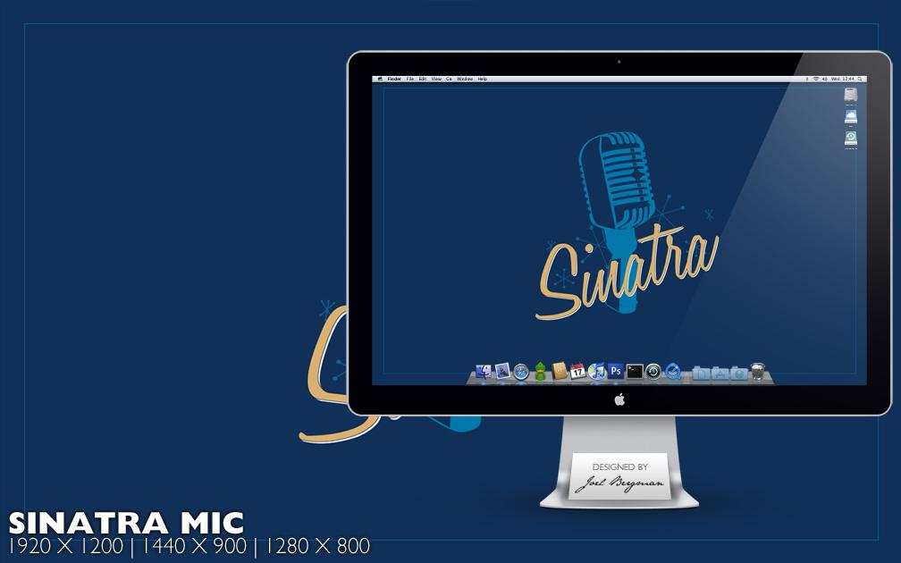 Sinatra Mic