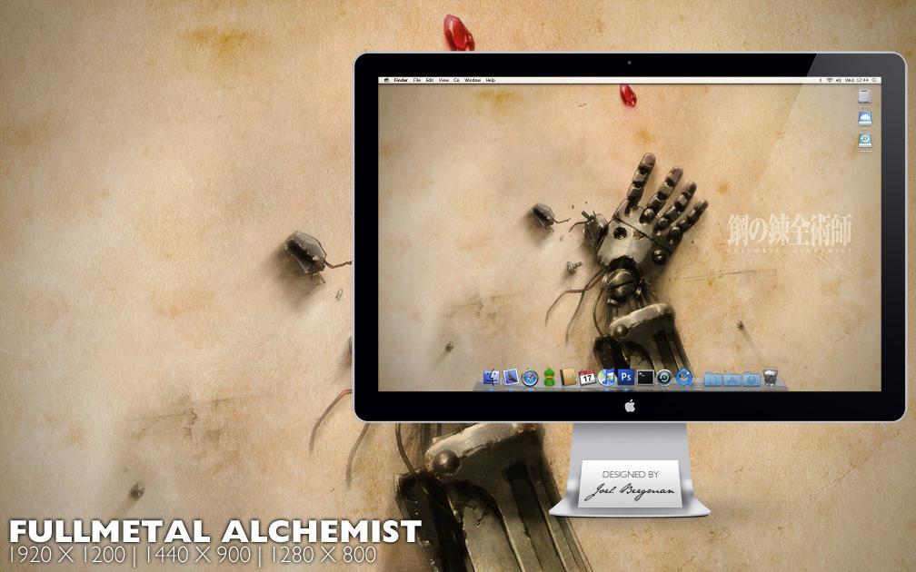 Fullmetal Alchemist by RurouniVash