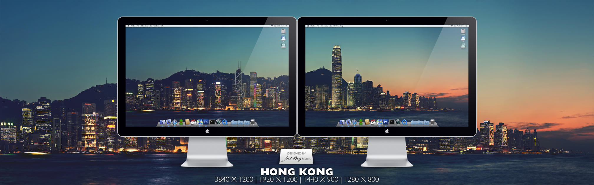 Hong Kong by RurouniVash