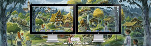 Dwarf Coaster
