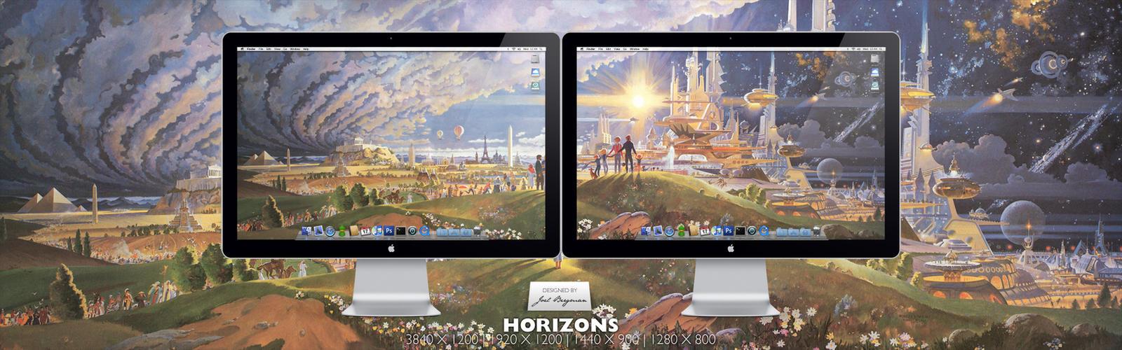 Horizons by RurouniVash