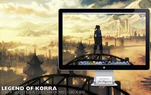 Legend of Korra by RurouniVash