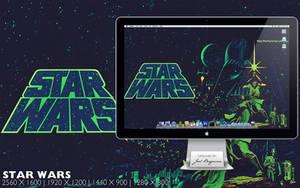 Star Wars by RurouniVash