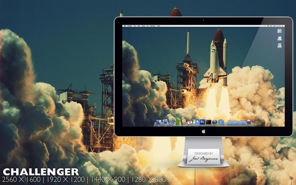 Challenger by RurouniVash