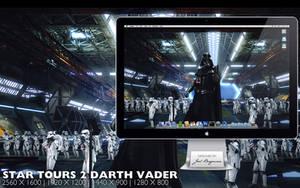 Star Tours 2 Darth Vader by RurouniVash